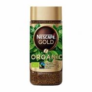 Nescafe Gold Blend Organic  Στιγμιαίος Καφές 100 gr