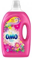 Omo Υγρό Πλυντηρίου Τροπικά Λουλούδια 45 Μεζούρες
