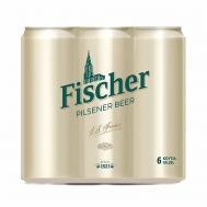 Fischer Μπύρα  6 X  330 ml