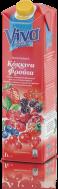 Viva Κόκκινα Φρούτα Φρουτοποτό 1 lt