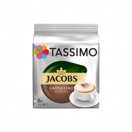 Tassimo Jacobs Cappuccino Classico 16 Κάψουλες 104 gr