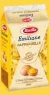 Barilla Emiliane Fettuccine All' Uovo 500 gr