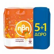 Ήβη Πορτοκαλάδα   6 Χ 330 ml