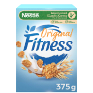 Nestle  Fitness Δημητριακά Ολικής Άλεσης 375g