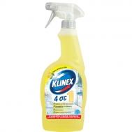Klinex Σπρέυ 4 σε 1 Λεμόνι & Πράσινο Τσάι 750 ml