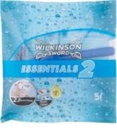 Wilkinson Sword Ξυραφάκια Essentials 2 5 Τεμάχια
