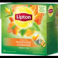 Lipton  Mandarin & Orange Πυραμίδα 20 X 0.017 gr
