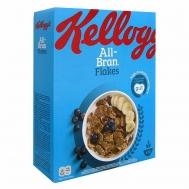 Kellogg's  Δημητριακά All  Bran Flakes 375gr