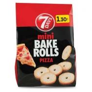 Bake Rolls Παξιμάδια  Mini Pizza  160 gr