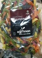 Agrimon Χυλοπίτες Λαχανικών με Μελάνι Σουπιάς 500 gr