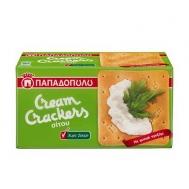 Παπαδοπούλου Cream Cracker Χωρίς Ζάχαρη 165 gr