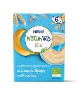 Naturnes Bio  Σιτάρι & Μπανάνα 4 X 90 gr