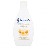 Johnson Soft &Nourise Αφρόλουτρο 750 ml