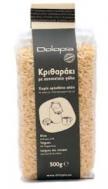 Dolopia Κριθαράκι με Κατσικίσιο Γάλα 500 gr