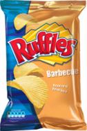 Ruffles Πατατάκια Μπάρμπεκιου 88 gr