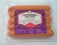 Παντέρης Λουκάνικα Hot-Dog 900 gr