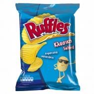 Ruffles Πατατάκια με Αλάτι 160 gr