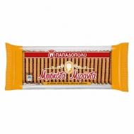 Παπαδοπούλου Μπισκότα Μιράντα Ολικής Άλεσης 270 gr