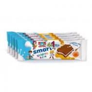 Δέλτα Smart  Γαλακτοφέτες  Milky Maniacs  με Μέλι 28 gr  3+1 Δώρο
