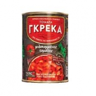 Greca Ψιλοκομμένες Αποφλοιωμένες Τομάτες 400 gr