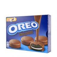 Oreo Μπισκότα Milk Chocolate 246 gr