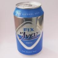 Fix Μπύρα Κουτί Άνευ Αλκοόλ 6 Χ 330 ml