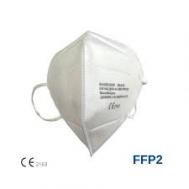 FFP2 Μάσκα προστασίας  Λευκή
