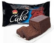 Vincini  Κεικ coccoa  with cocoa cover 400 gr