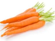 Καρότα Βιολογικά ανά 500 gr*