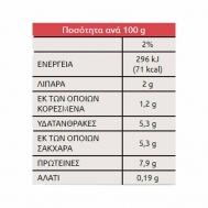 Δωδώνη Γιαούρτι Στραγγιστό 2% 1000 gr