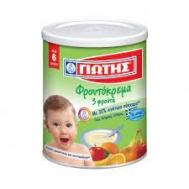 Γιώτης Φρουτόκρεμα 3 Φρούτα  ( -1€ ) 300 gr