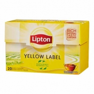 Lipton Yellow Tea 20 Φακελάκια